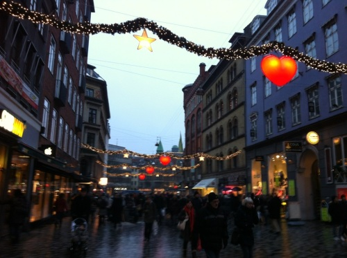 Copenhagen Christmas Lights