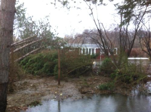 Storm Surge December 2013